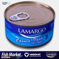 """Tuna komadići 185g """"Lamargo""""  E.O."""